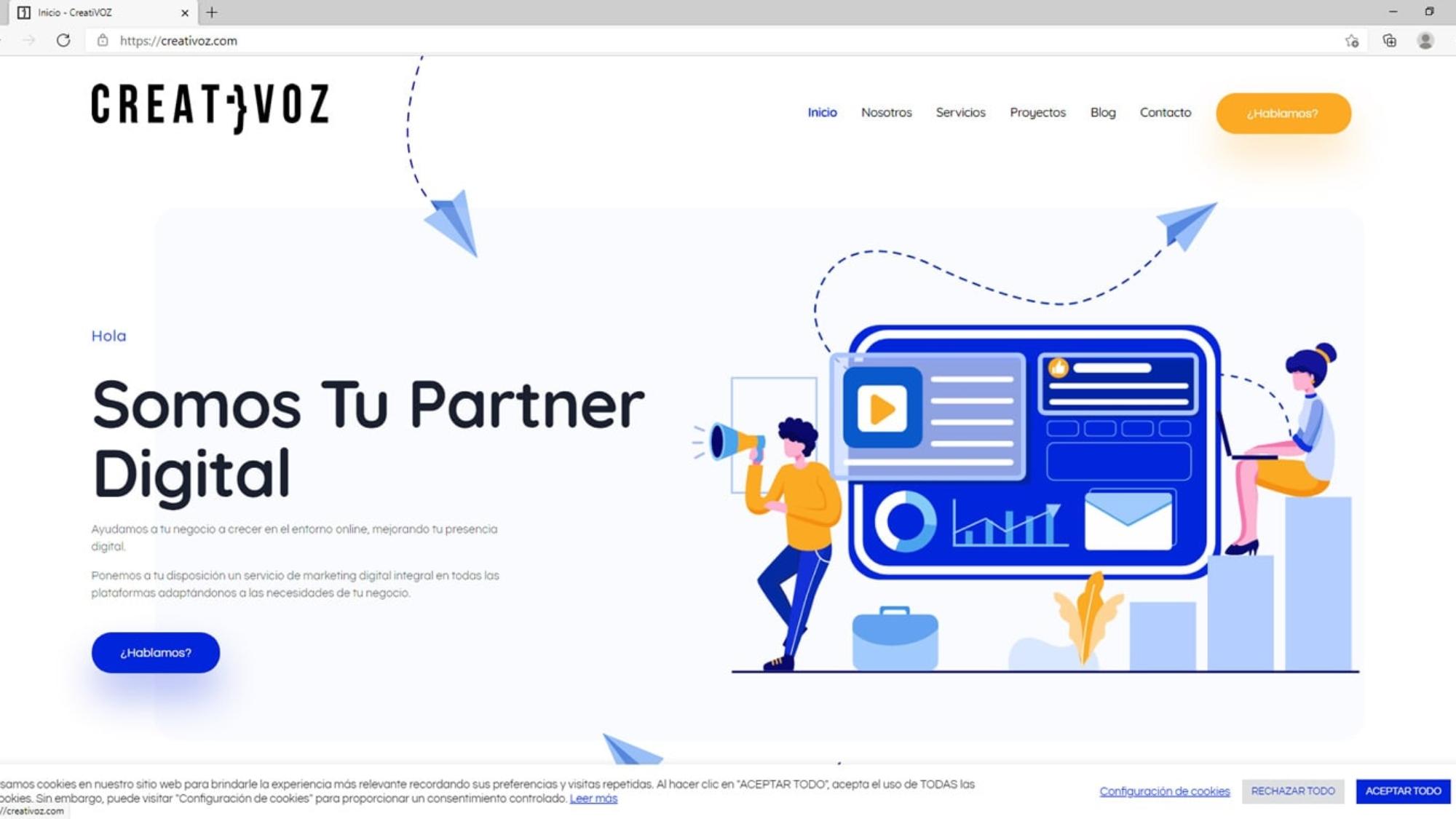web creativoz.com
